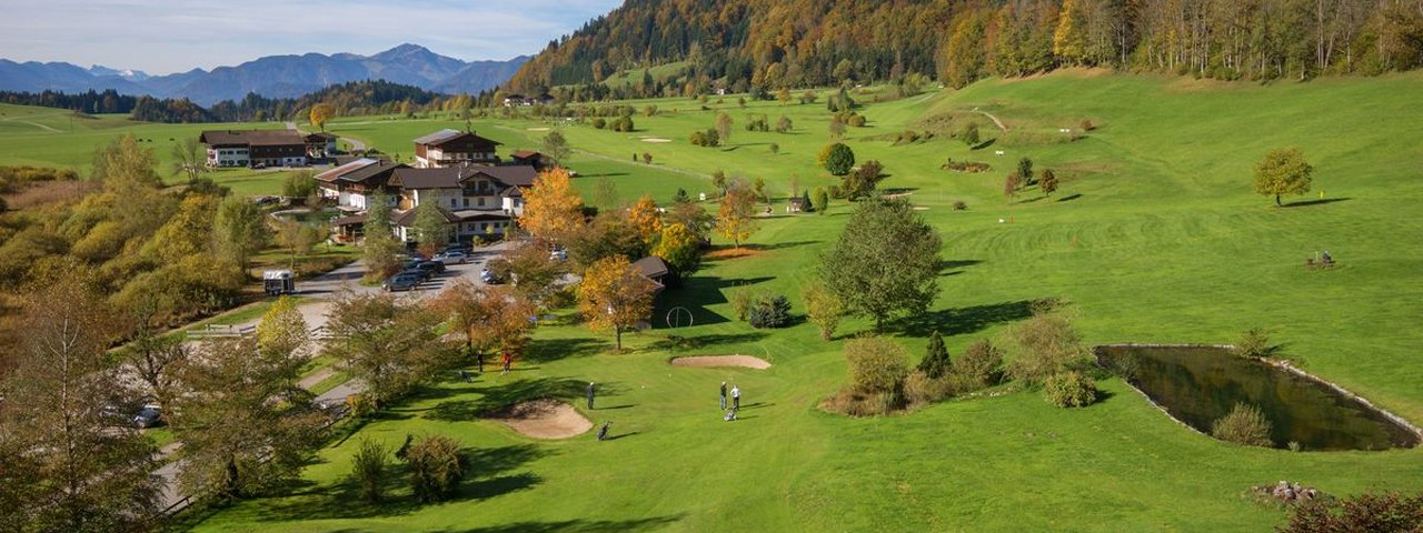 Golfclub Walchsee-Moarhof, © Golf Alpin