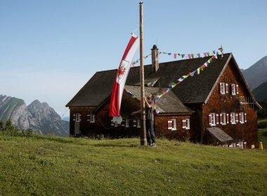 Falkenhütte-Karwendel