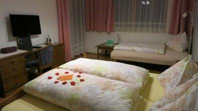 Doppelzimt Zusatzbett, © stw