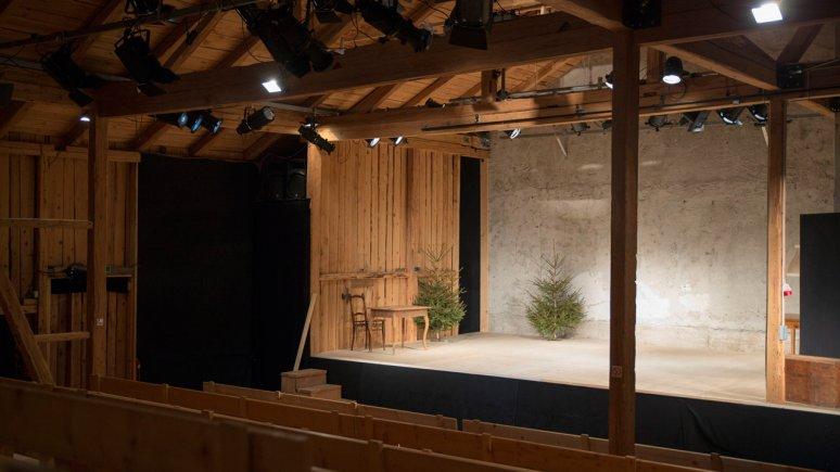 The Steudltenn theatre, © Tirol Werbung / Bert Heinzlmeier