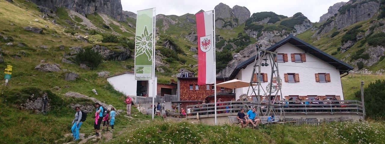 Muttekopfhütte, © Tirol Werbung/Christian Klingler