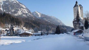 Winter hike to the Wallfahrtskirche Mariastein, © Kitzbüheler Alpen - Hohe Salve