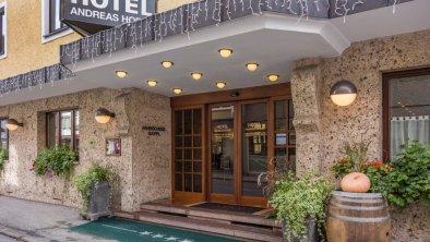 Eingang   Hotel Andreas Hofer, © Hotel Andreas Hofer