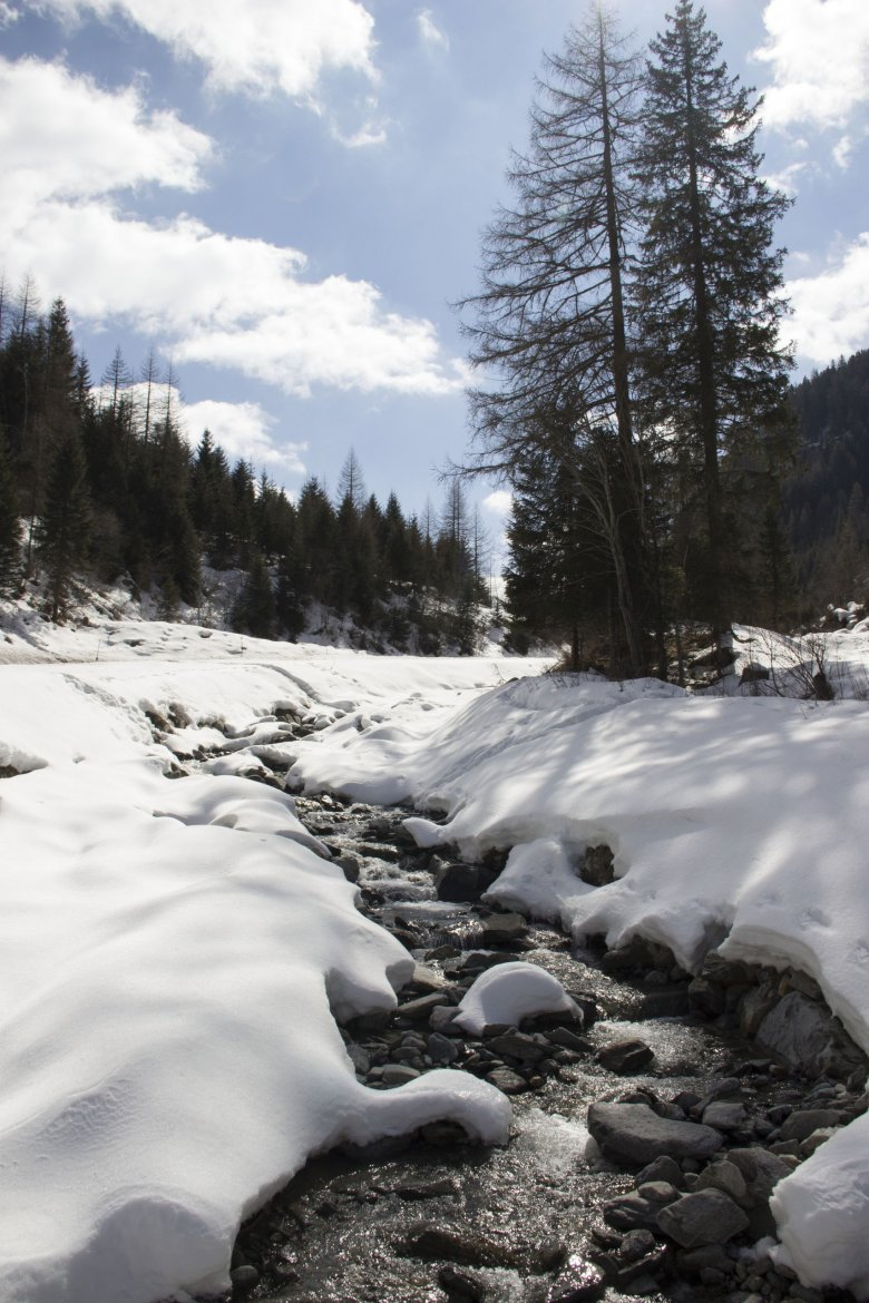 Wonderful: Winter hikes in the Kaunertal valley – whether by day or night.