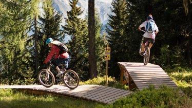 Isskogel Trail, © Zillertal Arena