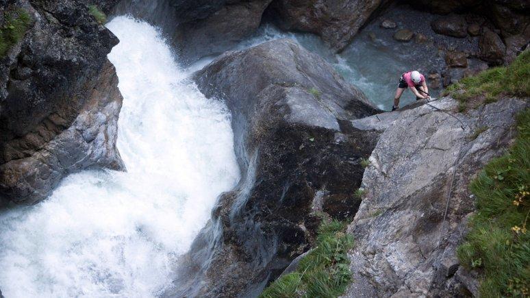 Galitzen Gorge, © Tirol Werbung/Bernd Uhlig