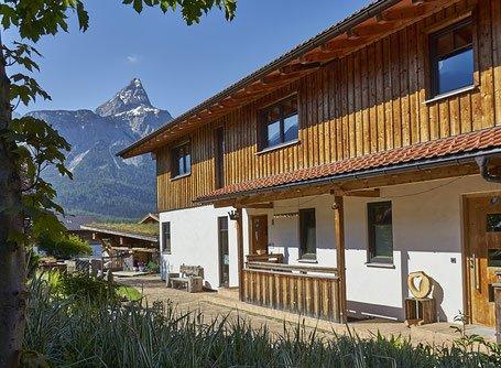 View of the Ferienhaus Lorea