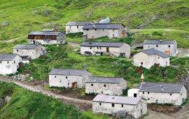 Jagdhausalmen Alpine Pastures, Defereggen, East Tirol, Austria, Europe