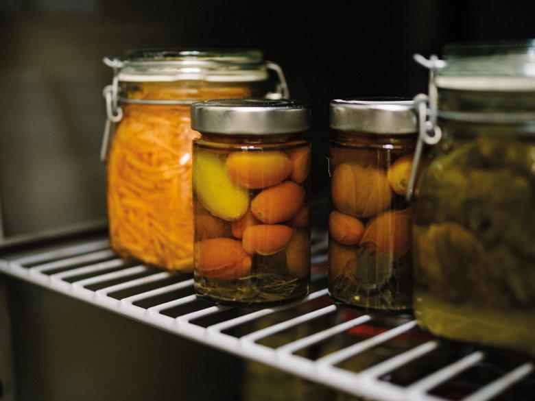 Kühlschrank-Guatz-Essen
