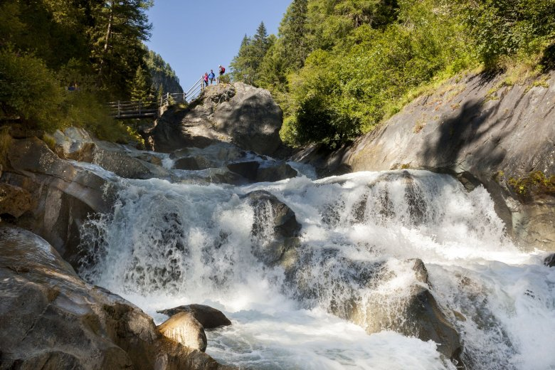 Riverside walking at stunning Hohe Tauern National Park is a delight for families and nature lovers. Photo Credit: Nationalpark Hohe Tauern/Martin Lugger