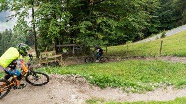 The Lisi Osl Trail on the Gaisberg mountain in Kirchberg, © Wagner Philipp
