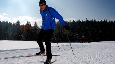 Gnadenwald-Absam cross-country skiing trail, © Region Hall-Wattens