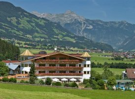 Hotel Magdalena in the Zillertal Valley, © Hotel Magdalena