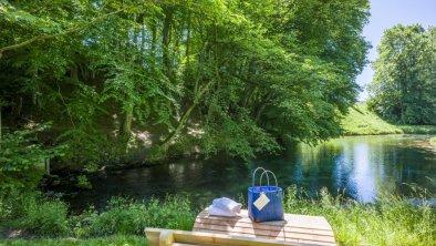 Entspannen und genießen, © Hannes Dabernig