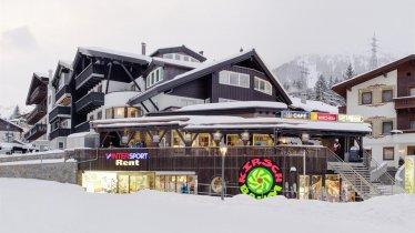 Winterbild - Bergheim