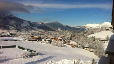 Ausblick Winter Sport&Wellnesshotel Bichlhof