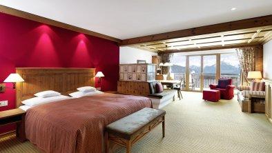 Doppelzimmer Deluxe 2, © Interalpen-Hotel Tyrol