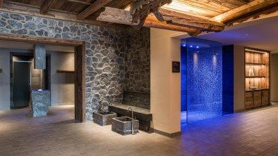 Das Saunadorf im Interalpen-Hotel Tyrol, © Interalpen-Hotel Tyrol