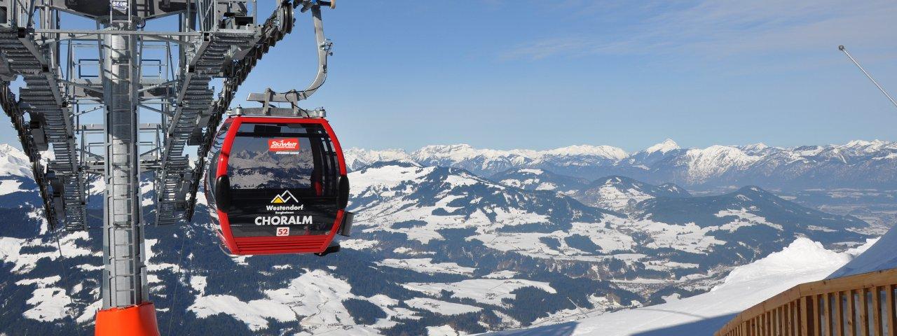© SkiWelt Wilder Kaiser - Brixental