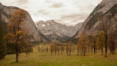 The Ahornboden in Eng, © Jannis Braun