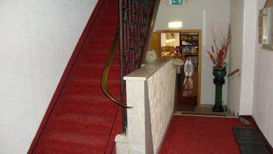 Treppenaufgang zum 1. OG, © Eigenes Foto