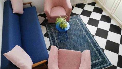 Deluxe Küche mit Sitzecke