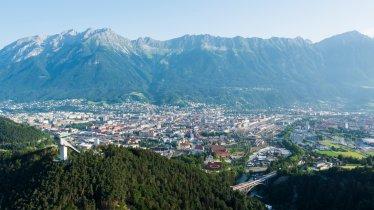 Innsbruck in summer, © Innsbruck Tourismus