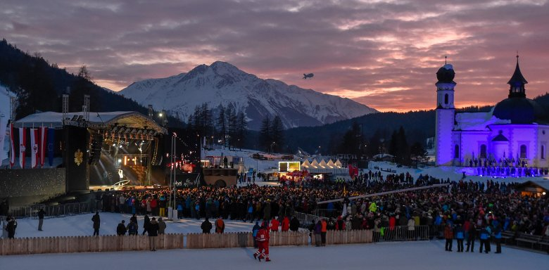 Opening of the FIS Nordic World Ski Championships 2019 in Seefeld.