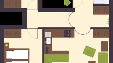 Carina Apartment 1