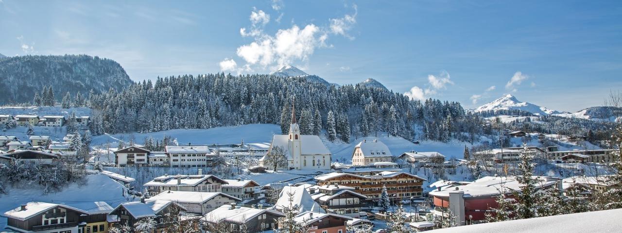 Fieberbrunn in winter, © rolart-images