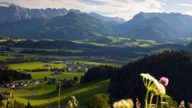 Landschaft Kaiserwinkl