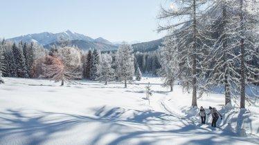 Winter hike in the Gaistal Valley, © Olympiaregion Seefeld