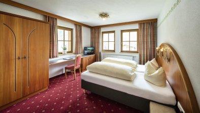 Ferienwohnung Lärchenheim Schlafzimmer