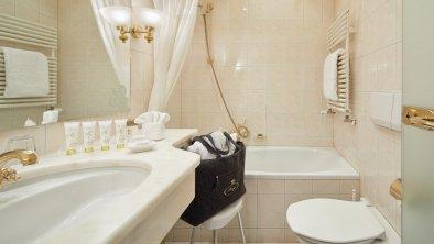 Badezimmer -Raazalp Doppelzimmer