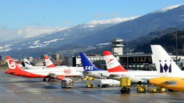 © Flughafen Innsbruck