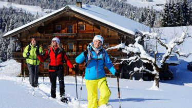 Snowshoeing in the Kitzbühel Alps, © Norbert Eisele-Hein