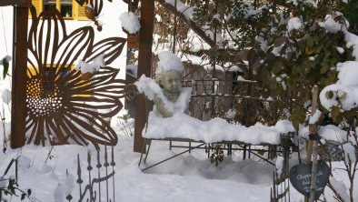Schnee wohin i schau
