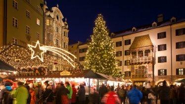 Christmas market in Innsbruck, © TVB Innsbruck/Christof Lackner