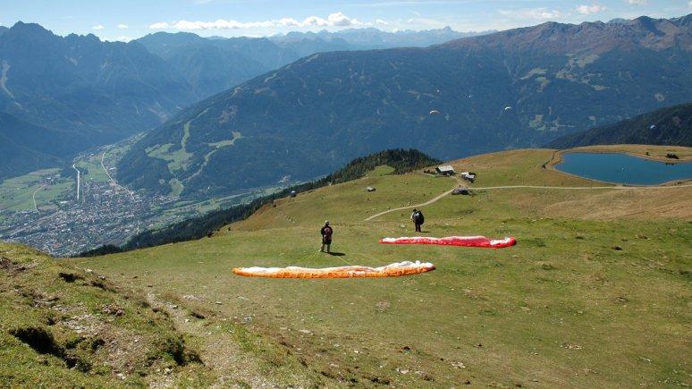 Paragliding in Osttirol, © TVB Osttirol - Isep CK