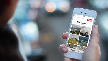 Tirol Travel Guide App, © Tirol Werbung