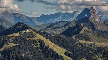View looking towards the Brechhorn, © Kitzbüheler Alpen / Krings Maren