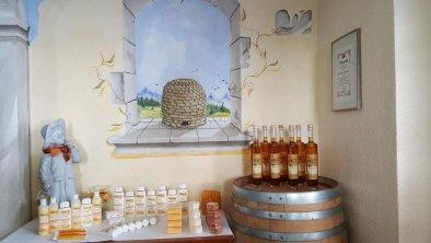 Bio-Produkte mit Honig