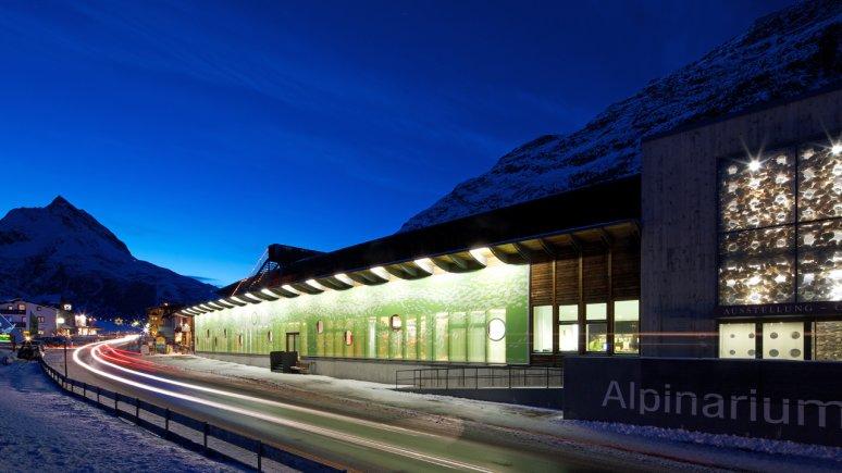 Alpinarium Galtür, © Alpinarium Galtür