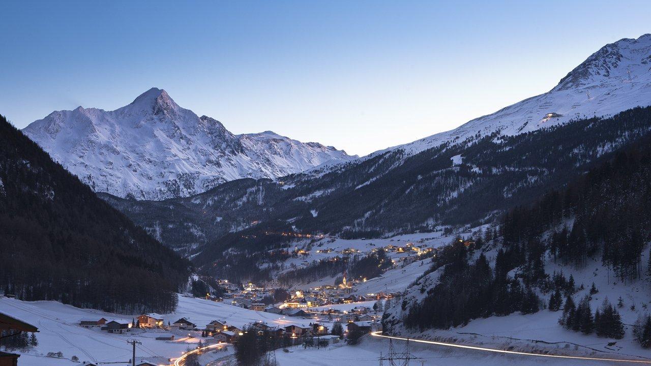 Sölden in winter, © Ötztal Tourismus/Rudi Wyhlidal