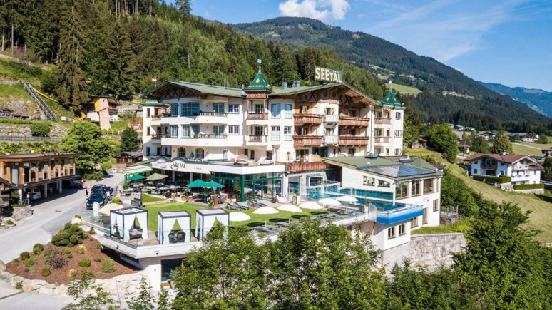 Family Resort Seetal, © Family Resort Seetal