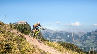 Hahnenkamm Bike Trail, © Kitzbühel Tourismus/Michael Werlberger