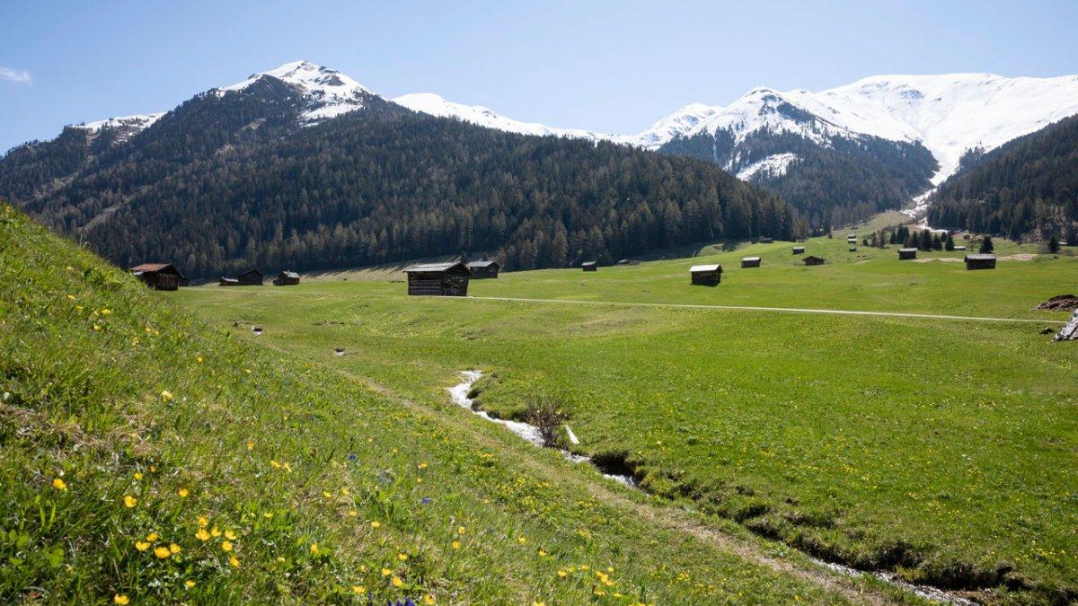 Pfundser Tschey, © Tirol Werbung/Mario Webhofer