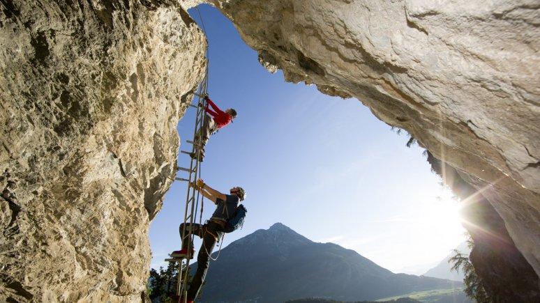 Pitztal Glacier Climbing Park, © TVB Pitztal / Bernd Ritschl