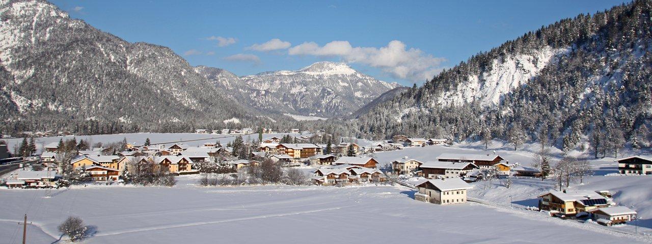 Erpfendorf in winter, © Franz Gredl