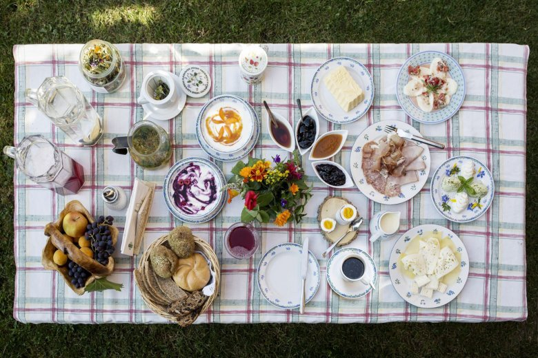 What would the Tirol countryside be without the hearty Tirol country breakfast?
